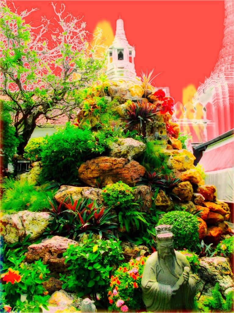 3d thai garden Redded