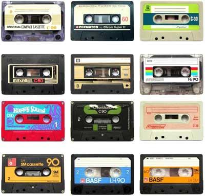 Muziek cassette