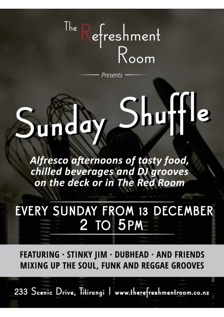 Refreshment Room-Sunday Shuffle