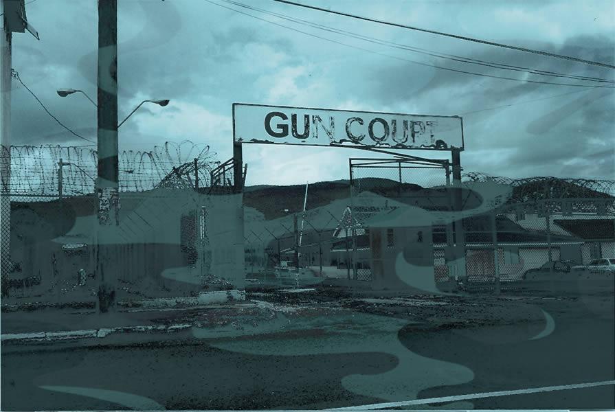 gun court camod - J W Pinckney