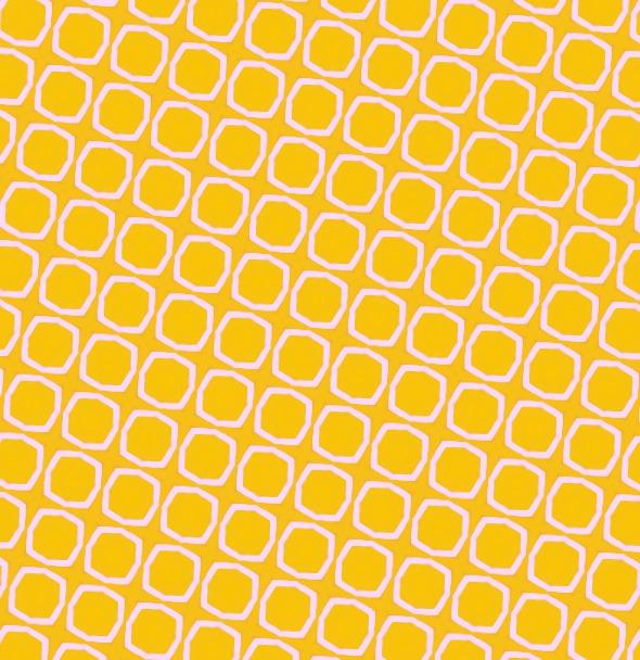 yellow circle texture